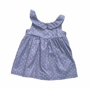 Baby Gap polka dot dress 6-12 months